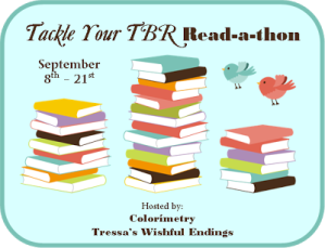 Read-a-thon Tackle Your TBR