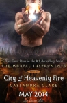 city of heavenly fire fanmade