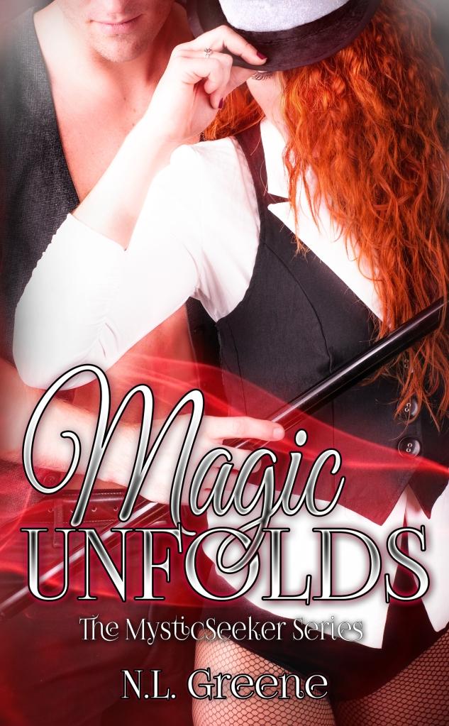Magic Unfolds EBOOK