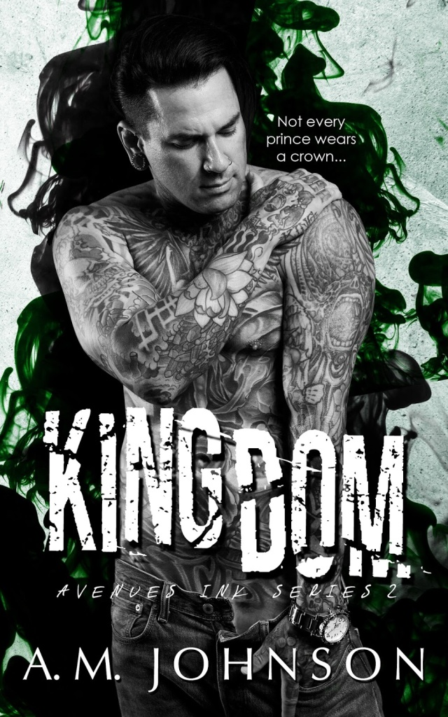 Kingdom Ebook Cover